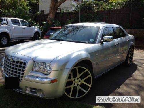 Pictures of Chrysler 300C Automatic 2008