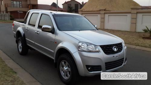 Picture of GWM Double Cab Manual 2012