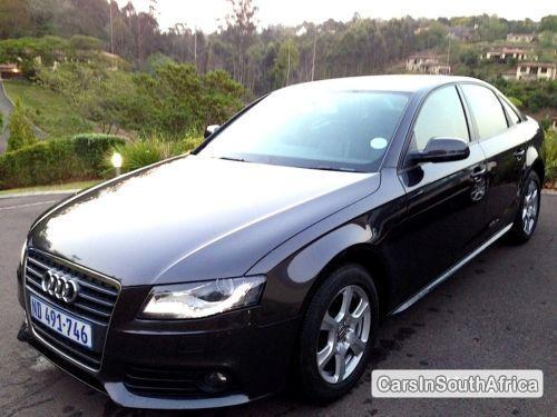 Picture of Audi A4 Manual 2009