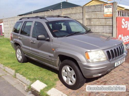 Pictures of Jeep Grand Cherokee Automatic 2001