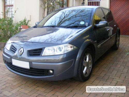 Picture of Renault Megane Manual 2006