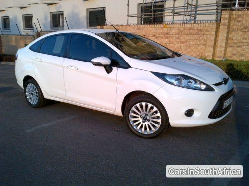 Picture of Ford Fiesta Automatic 2010