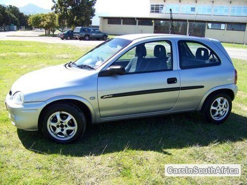 Pictures of Opel Corsa Manual 2002