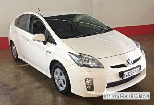 Picture of Toyota Automatic 2010
