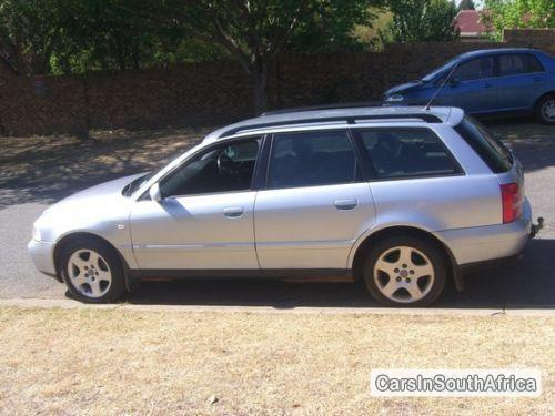 Picture of Audi A4 Manual 2001