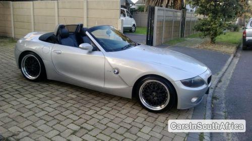 Picture of BMW Z4 Semi-Automatic 2003