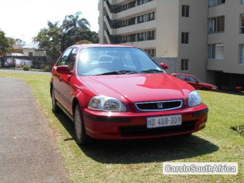 Pictures of Honda Ballade Automatic 1997