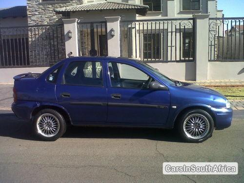 Picture of Opel Corsa Manual 2000