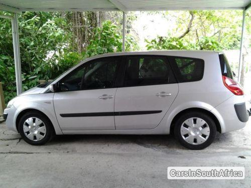 Picture of Renault Scenic Manual 2008
