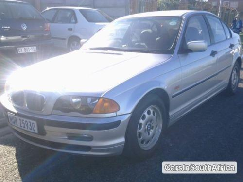 Picture of BMW 3-Series Manual 2001