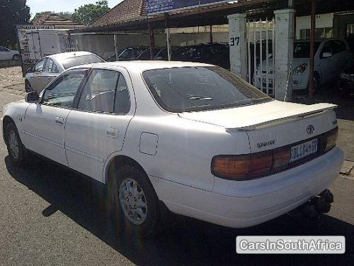 Picture of Toyota Camry Manual