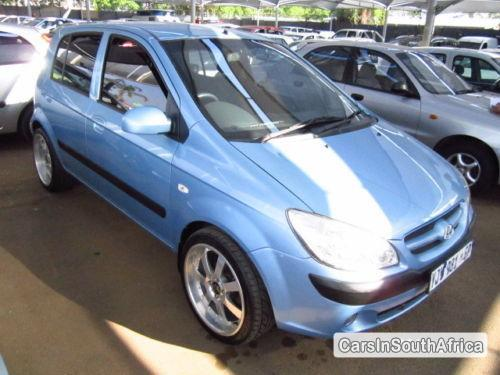 Picture of Hyundai Getz Manual 2008
