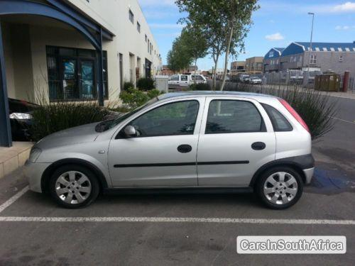 Picture of Opel Corsa Manual 2005