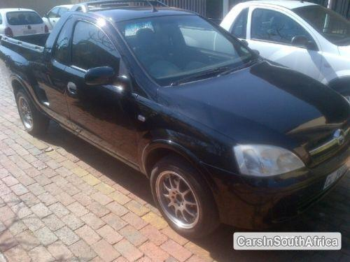 Picture of Opel Corsa Utility 2007