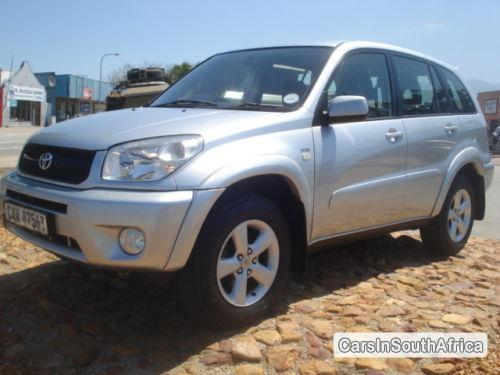 Picture of Toyota RAV-4 Manual 2005
