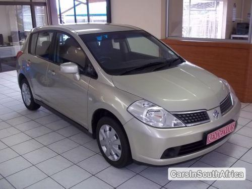 Picture of Nissan Tiida Manual 2011