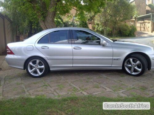 Picture of Mercedes Benz C-Class Manual 2006