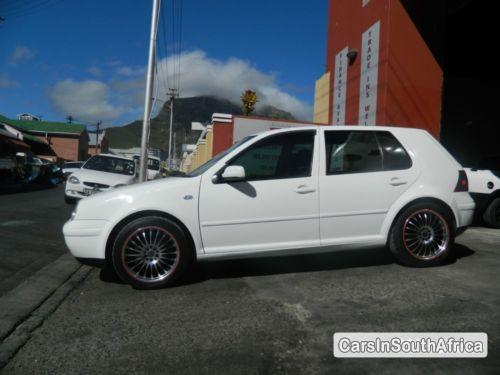 Picture of Volkswagen Golf Manual 2004