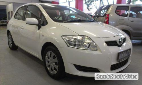Picture of Toyota Auris Manual 2008