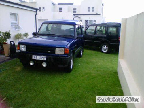Picture of Land Rover (4X4) V8i Automatic 1996
