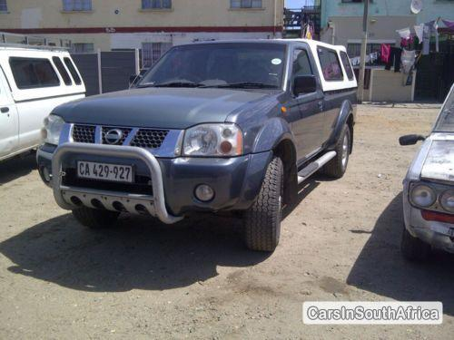Picture of Nissan Hardbody Manual 2006