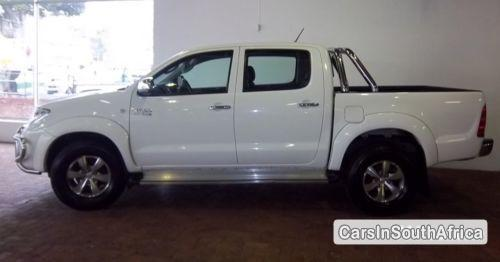 Picture of Toyota Hilux Automatic 2009