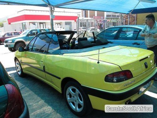 Pictures of Peugeot 306 Manual 2000