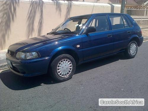 Pictures of Toyota Tazz Manual 2005