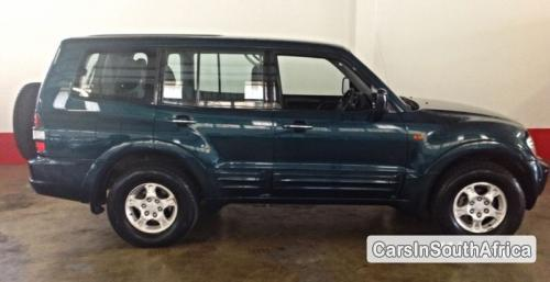 Pictures of Mitsubishi Pajero 2003