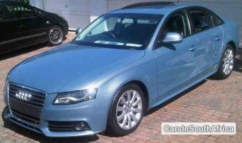 Picture of Audi A4 Manual 2008