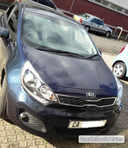 Picture of Kia Rio 2013
