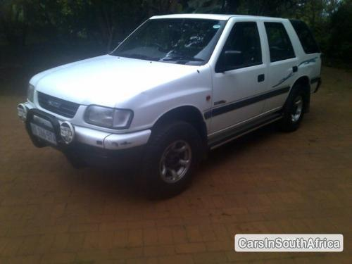 Picture of Isuzu Frontier 1998