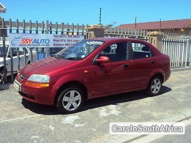 Picture of Chevrolet Aveo Manual 2005