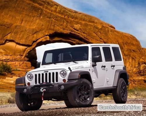 Picture of Jeep Wrangler 2014