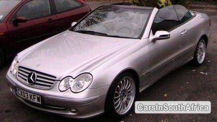 Pictures of Mercedes Benz CLK-Class Automatic 2003