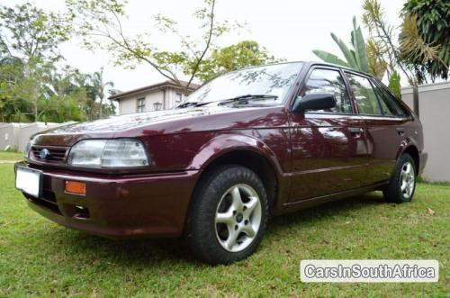 Picture of Ford Laser Manual 1999