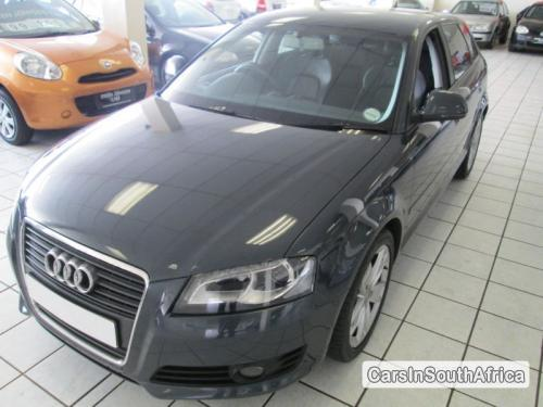 Picture of Audi A3 Manual 2008