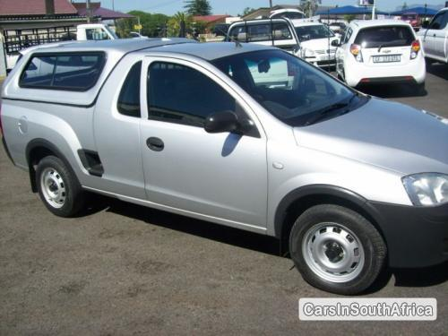 Picture of Opel Meriva Manual 2007