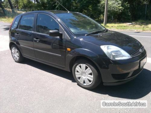 Picture of Ford Fiesta Manual 2005