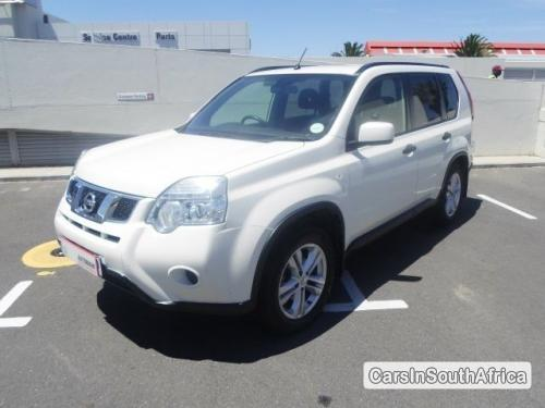 Picture of Nissan X-trail Manual 2011