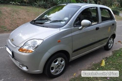 Picture of Chevrolet Spark Manual 2007