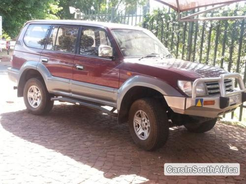 Picture of Toyota Prado Automatic 1998