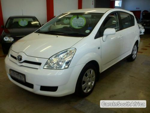 Picture of Toyota Verso Manual 2006