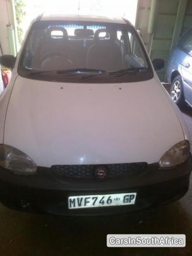 Picture of Opel Corsa Manual 2001