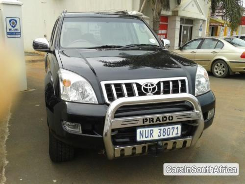Picture of Toyota Prado Automatic 2006