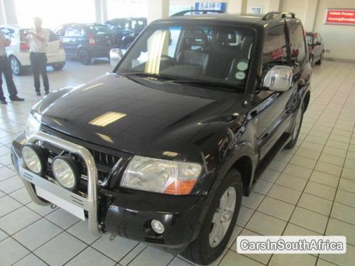 Picture of Mitsubishi Pajero Automatic 2004