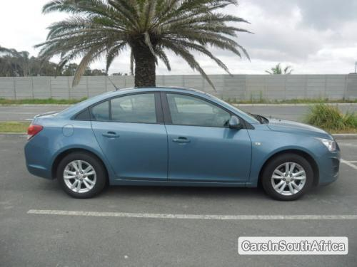 Pictures of Chevrolet Cruze Manual 2012