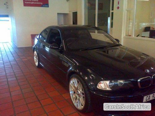Picture of BMW M3 Manual 2003