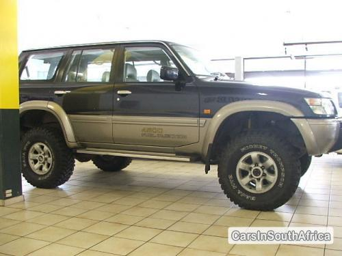 Picture of Nissan Patrol Manual 2000