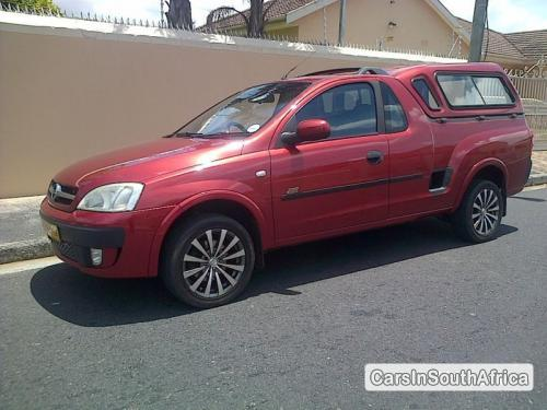 Picture of Opel Corsa Utility Manual 2006